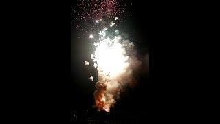 അന്തിമഹാകാളൻ കാവ് വേല വെടിക്കെട്ട്,  kerala style fireworks