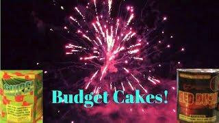 Fun With 200g Cakes From Shelton Fireworks!