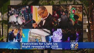 Musical Acts, Fireworks & Much More Planned For Light Up Night 2018