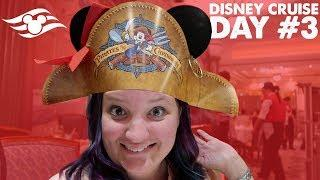 Disney Cruise Day #3 :: Nassau, Pirate Night, Fireworks and MORE! :: Disney Magic to the Bahamas
