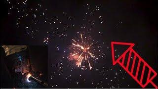 Moody's Madness 16's 200g (Enigma Fireworks) Bonus Rocket at End!