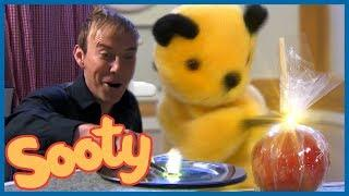 Indoor Fireworks and Toffee Apples! | The Sooty Show