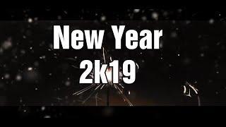 Новый Год 2019- New Year 2019