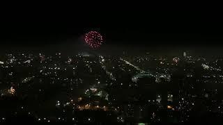 Новогодний салют Махачкала 01.01.2020