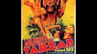 The New Adventures of Tarzan (1935): Chapter 11 - Death's Fireworks