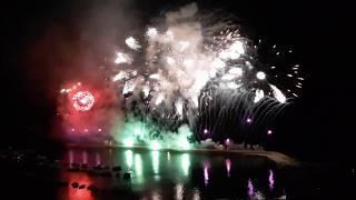 MONTE DI PROCIDA  Acquamorta 16 agosto 2019 - Fireworks la Vip Vaccalluzzo