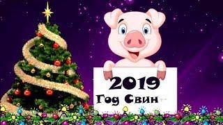 НОВЫЙ ГОД К НАМ ИДЁТ! / Новогодние песни  / С Новым 2019 Годом!