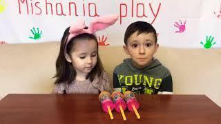 Распаковка игрушек Pikmi pops surprise хлопушка