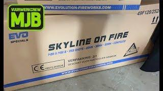 SKYLINE ON FIRE - EVOLUTION FIREWORKS 2019 2020