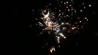 5 Year Anniversary Fireworks (07/19/2019)