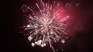 Взрываем пиротехнику на новый 2021 год (перезалив)