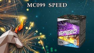 "MC099  SPEED/Скорость (1.2"" Х 25) пиротехника оптом ""ОГОНЕК"""