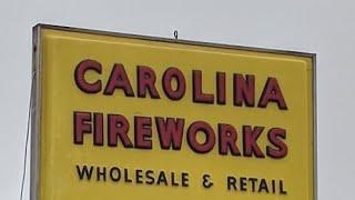 Fireworks Store Tour,