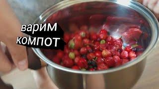 КУЛИНАРИЯ: варим компот