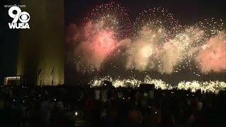 National Mall fireworks in Washington DC celebrates July 4th 2021 | Watch Live