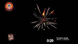 Ticking Bomb   Magnus Fireworks