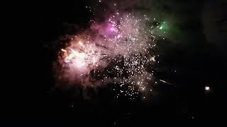 Halloween fireworks 2018