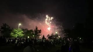 Niagara Falls Summer Fireworks (Part 2)