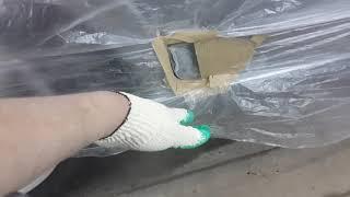 ремонт хлопушки четырки