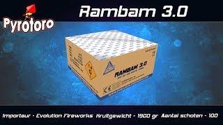 Rambam 3.0 - Evolution Fireworks (Nieuw 2018)