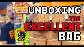 The Excellent Bag |  Standard Assortment from Black Cat Fireworks!