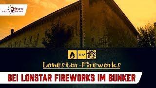 Bei Lonestar Fireworks im Bunker – Interview mit Marco Unger