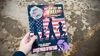I Found This Old FIREWORKS Catalog!