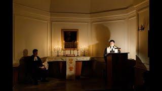 Проповедь пастора Артиса Петерсонса на День Свечей