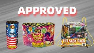These Fireworks Are Approved for CA! (Sparkle Berry, TNT Torch, & More)