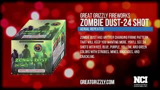 Zombie dust -- Chillicothe Fireworks
