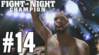 Fight Night Champion Legacy Mode Walkthrough Part 14 - FIREWORKS!
