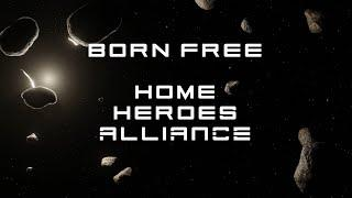 Eve Echoes Sky Podcast - Интервью с лидером HHA - Born Free | Обзор СТРАХОВКИ | Типы контента в EVE