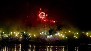 Qatar National day 2018 - Fireworks