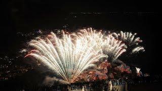 Torello di Ravello 2019/FA.SI.MA./incendio del borgo/fireworks/feuerwerk/fuochi d'artificio