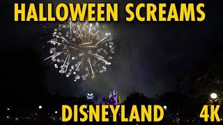 Halloween Screams Fireworks | Disneyland