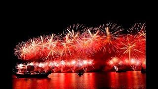QATAR NATIONAL DAY | FIREWORKS