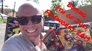 Buying TNT Fireworks for 4th of July 2019