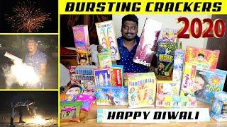 Crackers Bursting and Testing | Fancy Crackers | Sivakasi Crackers | Pandian Fireworks | Video Shop