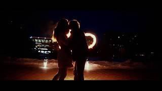 Огненное сердце, пиротехническое шоу, фонтаны в Нижнем Новгороде
