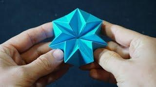 How to Make Mini Origami Fireworks