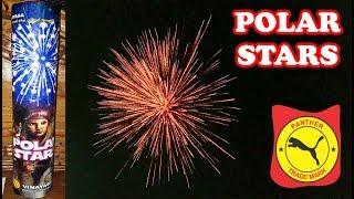 Polar Stars from Vinayaga Fireworks - Large Aerial Shell