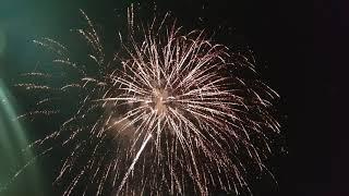 S9 plus night fireworks.