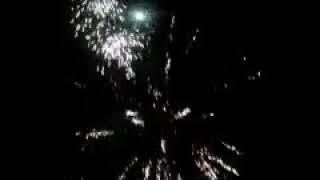 [Влог] салюты на новый год