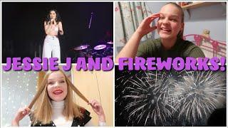 Jessie J Concert and Fireworks!~lush leah