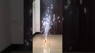 Фонтан горячего огня Рубин(FPF106) 2 метра 20 секунд