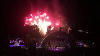 Katie perry. Hollywood bowl fireworks