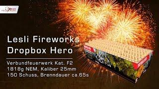 Dropbox Hero von Lesli Fireworks