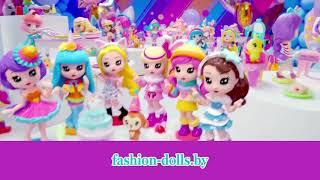 "Кукла - хлопушка ""FASHION DOLLS"""