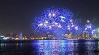 Грандиозный Салют по случаю дня победы в Баку / 10 Декабря День Победы !