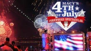 The 43rd 2019 Annual Macy's 4th of July Fireworks Spectacular on NBC